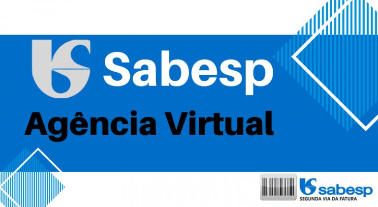 Sabesp Agência Virtual